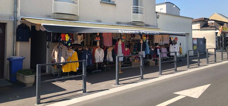 Un incroyable début d'année à Saint-Martin de Bréhal et des commerçants heureux !