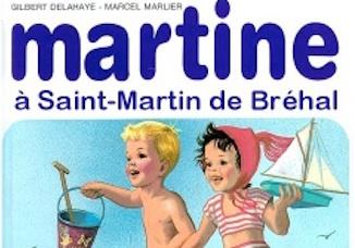 Martine à Saint-Martin-de-Bréhal (07/11/07)
