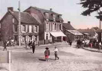 Histoire de Saint-Martin-de-Bréhal.