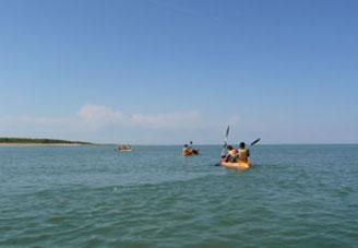 Randonnée en kayak dans la Vanlée (18/08/07)