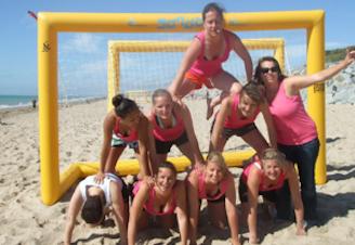 Tournoi de sandball 2011 (22/05/11)