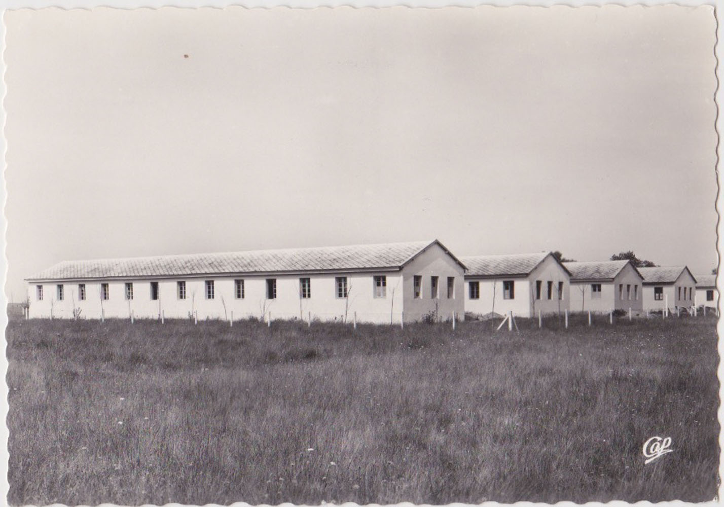 1947 St Martin Sites Colonie PEP © collection Jean Claude Ferret