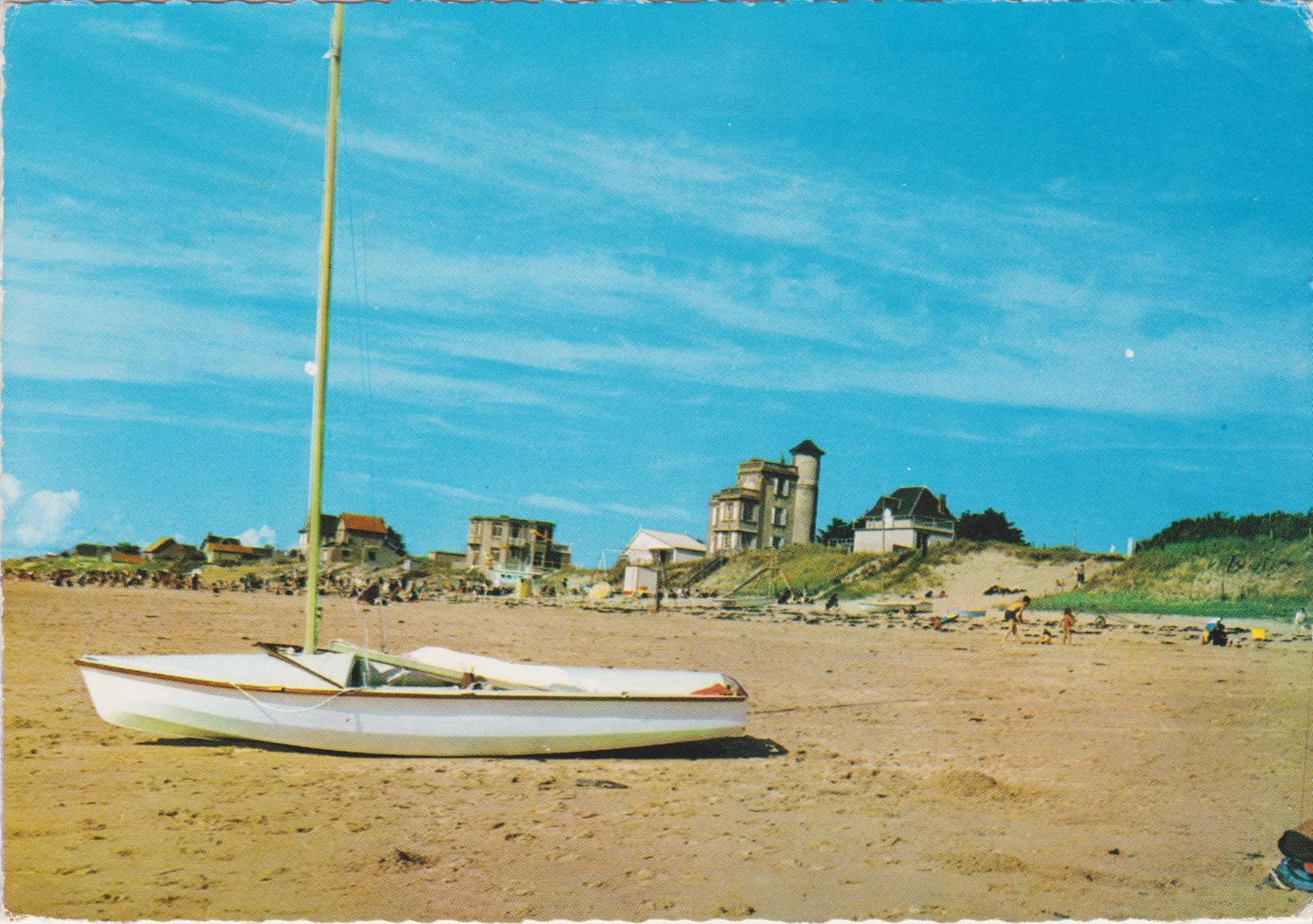 1966 St Martin Plage © collection Jean Claude Ferret