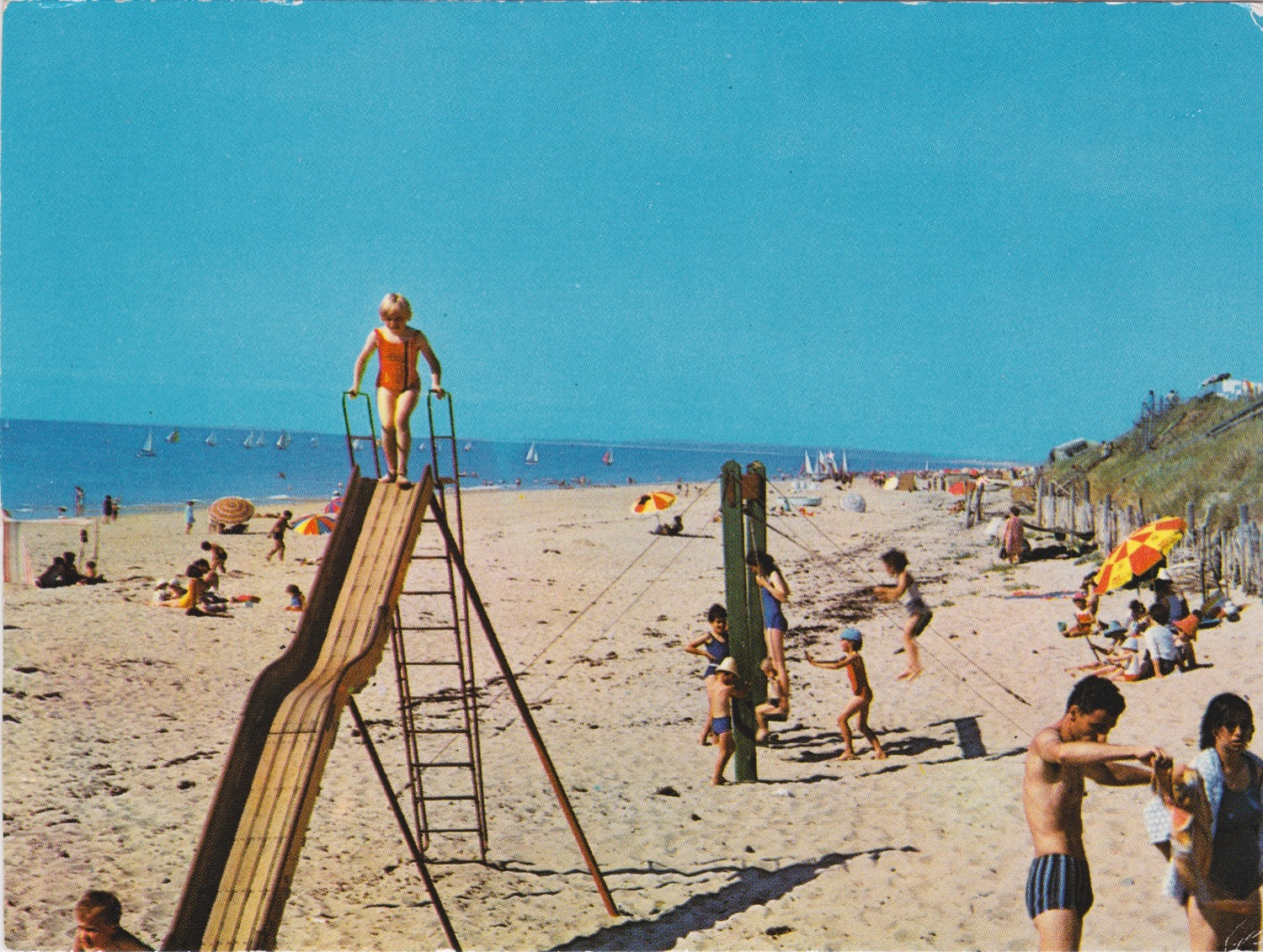 1970 St Martin Plage 6 © collection Jean Claude Ferret
