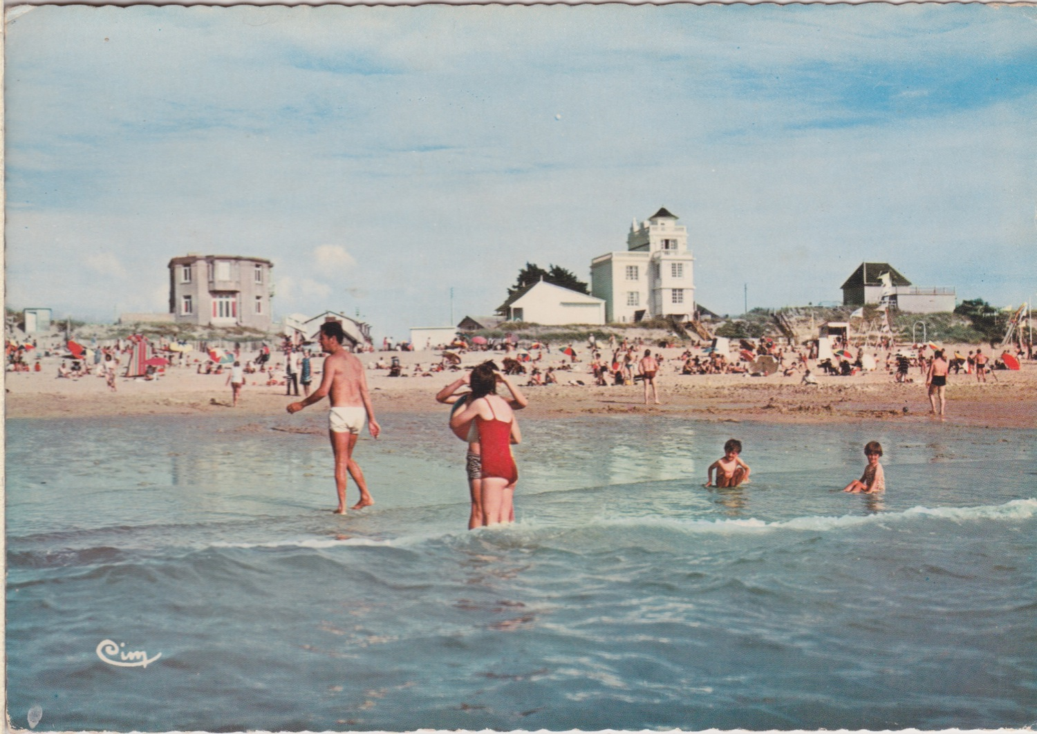 1974 St Martin Plage 7 © collection Jean Claude Ferret